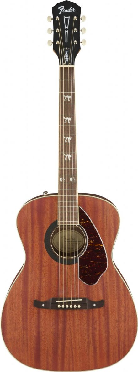 Fender Tim Armstrong Hellcat Electro Acoustic Mahogany